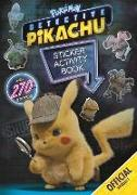 Cover-Bild zu Detective Pikachu Sticker Activity Book von Pokémon