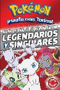 Cover-Bild zu Guía oficial de los Pokémon legendarios y singulares / Official Guide to Legend ary and Mythical Pokemon von Varios autores