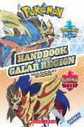 Cover-Bild zu Sword and Shield Handbook von Scholastic