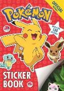 Cover-Bild zu The Official Pokémon Sticker Book von Pokémon