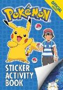 Cover-Bild zu The Official Pokémon Sticker Activity Book von Pokémon