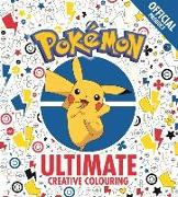 Cover-Bild zu The Official Pokémon Ultimate Creative Colouring von Pokémon