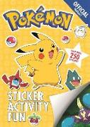 Cover-Bild zu The Official Pokémon Sticker Activity Fun von Pokémon