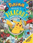 Cover-Bild zu Where's Pikachu? A Search and Find Book von Pokémon