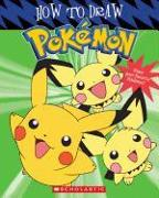 Cover-Bild zu How to Draw Pokemon von West, Tracey
