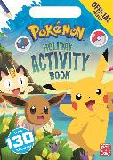 Cover-Bild zu The Official Pokemon Holiday Activity Book von Pokemon