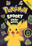Cover-Bild zu Official Pokémon Spooky Sticker Book von The Pokémon Company International