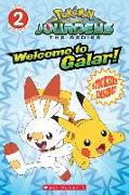 Cover-Bild zu Welcome to Galar! (Pokémon Level Two Reader) (Media Tie-In), Volume 1 von Shapiro, Rebecca