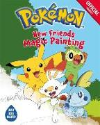 Cover-Bild zu Pokémon: New Friends Magic Painting von Pokémon