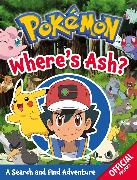 Cover-Bild zu Pokémon: Where's Ash? von Pokémon