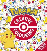 Cover-Bild zu The Official Pokémon Creative Colouring von Pokémon