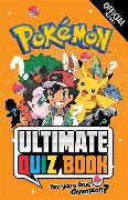 Cover-Bild zu Pokémon Ultimate Quiz Book von Pokémon