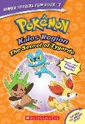 Cover-Bild zu The Secret of Zygarde / A Legendary Truth (Pokémon Super Special Flip Book: Kalos Region / Unova Region) von Scholastic