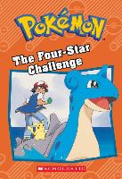 Cover-Bild zu The Four-Star Challenge (Pokémon: Chapter Book) von Dewin, Howie