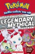 Cover-Bild zu Official Guide to Legendary and Mythical Pokemon von Whitehill, Simcha