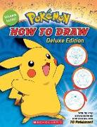 Cover-Bild zu Pokémon: How to Draw von Barbo, Maria S.