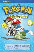 Cover-Bild zu Pokémon Adventures (Red and Blue), Vol. 1 von Kusaka, Hidenori