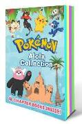 Cover-Bild zu Alola Chapter Book Collection von Lane, Jeanette