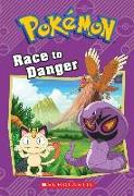 Cover-Bild zu Race to Danger (Pokémon: Chapter Book) von West, Tracey