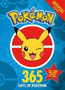 Cover-Bild zu The Official Pokemon 365 Days of Pokemon von Pokemon