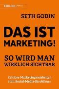 Cover-Bild zu Godin, Seth: Das ist Marketing!
