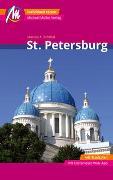 Cover-Bild zu Schmid, Marcus X.: St. Petersburg MM-City Reiseführer Michael Müller Verlag