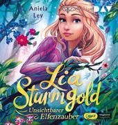 Cover-Bild zu Lia Sturmgold - Teil 3: Unsichtbarer Elfenzauber von Ley, Aniela