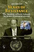 Cover-Bild zu Pakradouni, Karim: Years of Resistance (eBook)