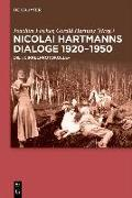 Cover-Bild zu Hartung, Gerald (Hrsg.): Nicolai Hartmanns Dialoge 1920-1950 (eBook)