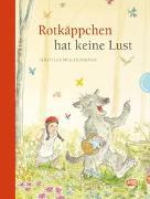 Cover-Bild zu Meschenmoser, Sebastian: Märchen-Parodien 1: Rotkäppchen hat keine Lust