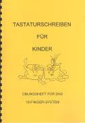 Cover-Bild zu Steiner, Yvonne: Tastaturschreiben für Kinder