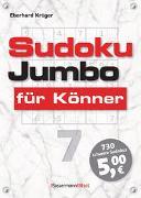 Cover-Bild zu Sudokujumbo für Könner 7 von Krüger, Eberhard
