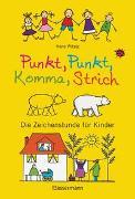 Cover-Bild zu Punkt, Punkt, Komma, Strich von Witzig, Hans