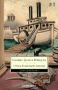 Cover-Bild zu García Márquez, Gabriel: Crónica de una muerte anunciada