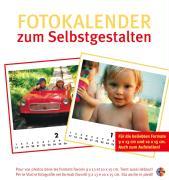 Cover-Bild zu Fotokalender klein weiß