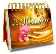 Cover-Bild zu 365 Blüten der Weisheit
