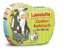 Cover-Bild zu Lieselotte Zauber-Badetuch