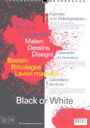 Cover-Bild zu Foto - Malen - Basteln Black or White