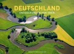 Cover-Bild zu Deutschland. Entdeckungen von oben - Tischaufsteller im Schuber