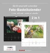 Cover-Bild zu Foto-Bastelkalender