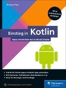 Cover-Bild zu eBook Einstieg in Kotlin