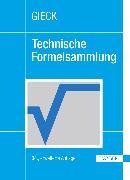 Cover-Bild zu eBook Technische Formelsammlung