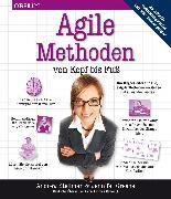 Cover-Bild zu eBook Agile Methoden von Kopf bis Fuß