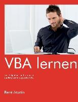 Cover-Bild zu eBook VBA lernen