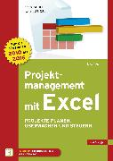 Cover-Bild zu eBook Projektmanagement mit Excel