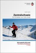 Cover-Bild zu Schneeschuh-Tourenführer Zentralschweiz