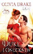 Cover-Bild zu eBook The Duke I Once Knew
