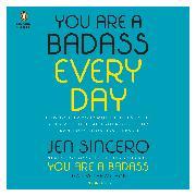 Cover-Bild zu You Are a Badass Every Day