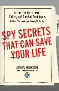 Cover-Bild zu Spy Secrets That Can Save Your Life