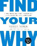 Cover-Bild zu Find Your Why (eBook) von Sinek, Simon
